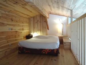 Gîte à Banyuls - Le Collioure - Chambre mezzanine