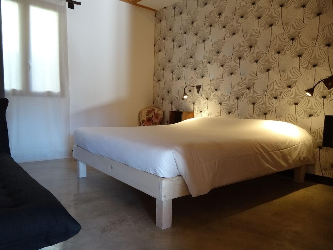 Gîte à Banyuls - Le Port-Vendres - Chambre